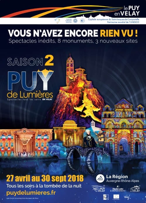 puy lumieres